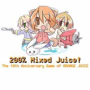 Acheter 200% Mixed Juice Clé Cd Comparateur Prix