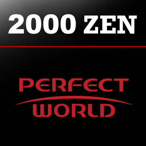 Acheter 2000 Perfect World ZEN Gamecard Code Comparateur Prix