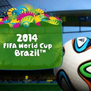 Acheter 2014 Fifa World Cup Brazil Xbox 360 Code Comparateur Prix