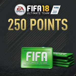 250 Points FIFA 18