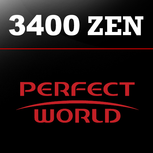 Acheter 3400 Perfect World ZEN Gamecard Code Comparateur Prix