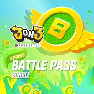 3on3 FreeStyle Battle Pass 2021 Spring Bundle