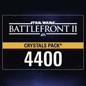 4400 Crystals Star Wars Battlefront 2