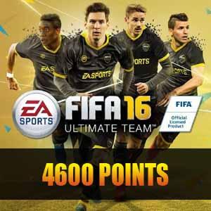 Acheter 4600 FIFA 16 Jours Gamecard Code Comparateur Prix