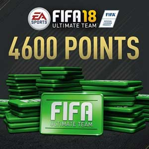4600 Points FIFA 18