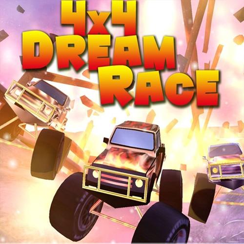 Acheter 4x4 Dream Racing Cle Cd Comparateur Prix
