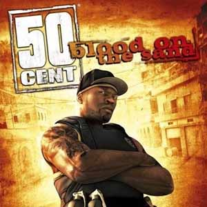 Acheter 50 Cents Blood in the Sand Xbox 360 Code Comparateur Prix