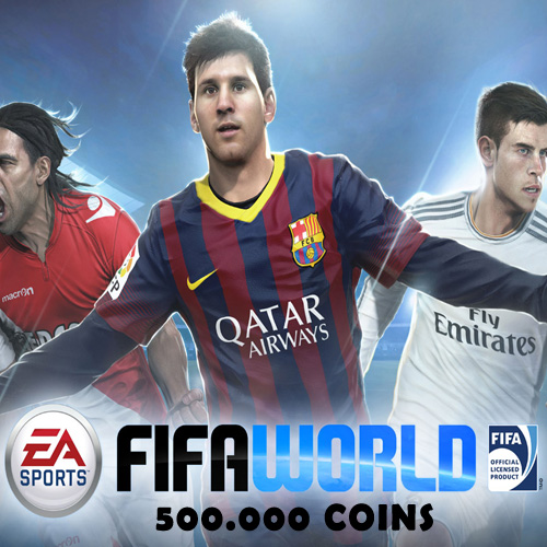 Acheter 500.000 FIFA World Coins Gamecard Code Comparateur Prix