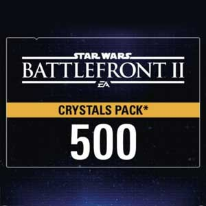 500 Crystals Star Wars Battlefront 2