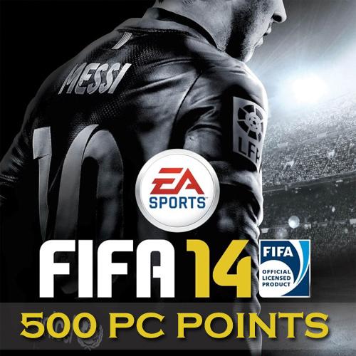 Acheter 500 Fifa 14 PC Points Gamecard Code Comparateur Prix