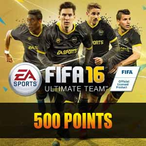 Acheter 500 FIFA 16 Jours Gamecard Code Comparateur Prix