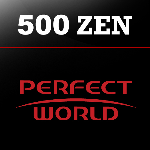 Acheter 500 Perfect World ZEN Gamecard Code Comparateur Prix