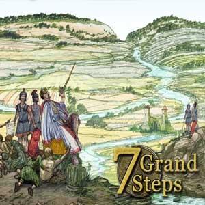 Acheter 7 Grand Steps What Ancients Begat Clé Cd Comparateur Prix