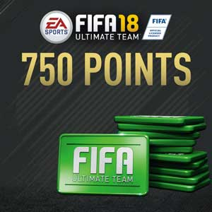750 Points FIFA 18