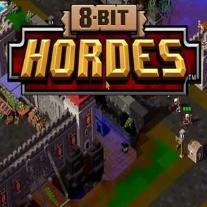 Acheter 8-Bit Hordes Clé Cd Comparateur Prix