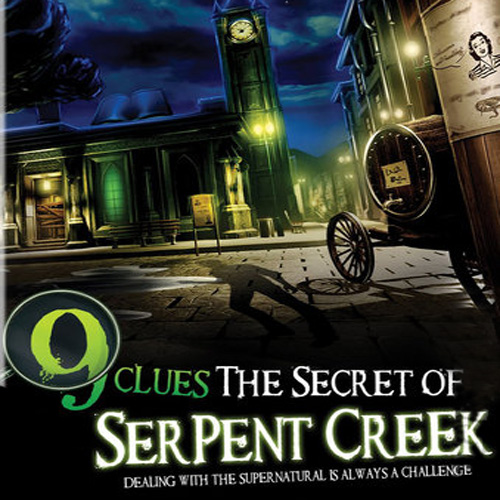 9 Clues Secret of Serpent's Creek