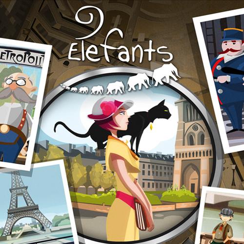 Acheter 9 Elefants Clé Cd Comparateur Prix