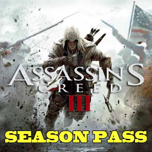 Acheter Assassin's creed 3 Season Pass clé CD Comparateur Prix