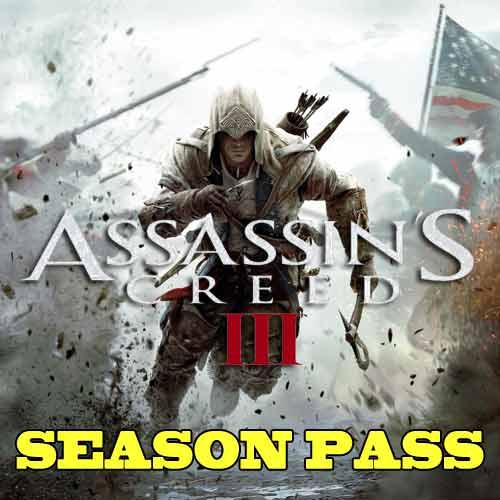 Acheter Assassin's creed 3 Season Pass clé CD Comparateur Prix