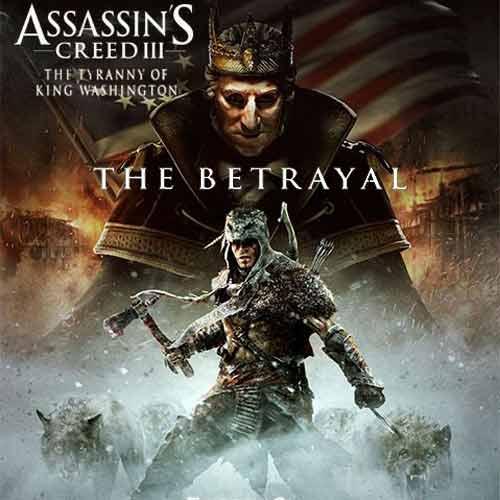 Acheter Assassin s Creed 3 Trahison DLC clé CD Comparateur Prix