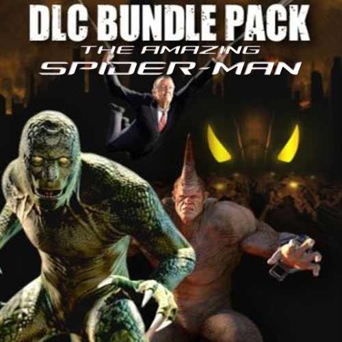 Acheter The Amazing Spiderman DLC Bundle clé CD Comparateur Prix