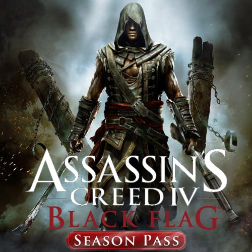Telecharger Assassins Creed 4 Season Pass PS3 code Comparateur Prix