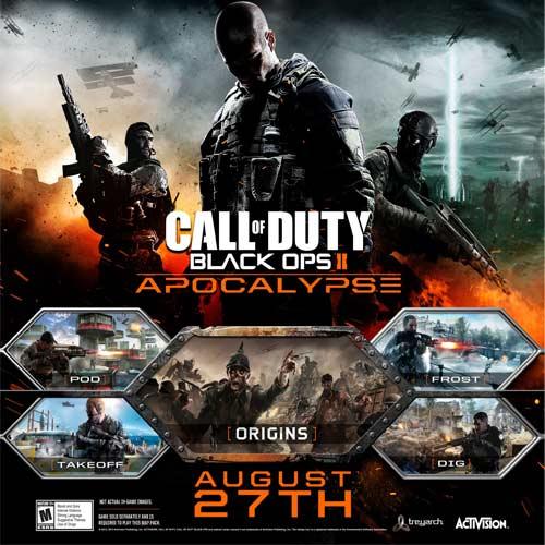 Acheter Black Ops 2 Apocalypse clé CD Comparateur Prix