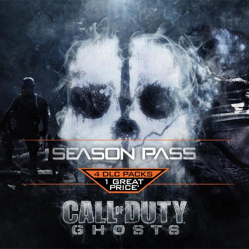 Acheter Call of Duty Ghosts Season Pass clé CD Comparateur Prix