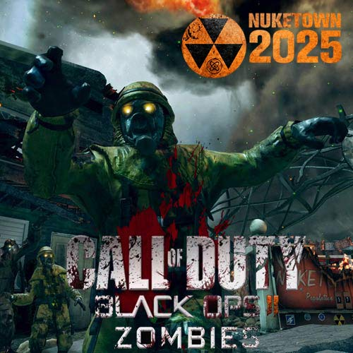 Acheter Call of Duty Black Ops II - Nuketown Zombies Map clé CD Comparateur Prix