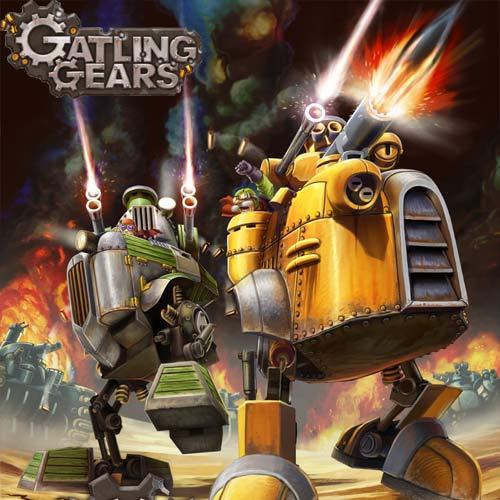 Acheter Gatling Gears clé CD Comparateur Prix
