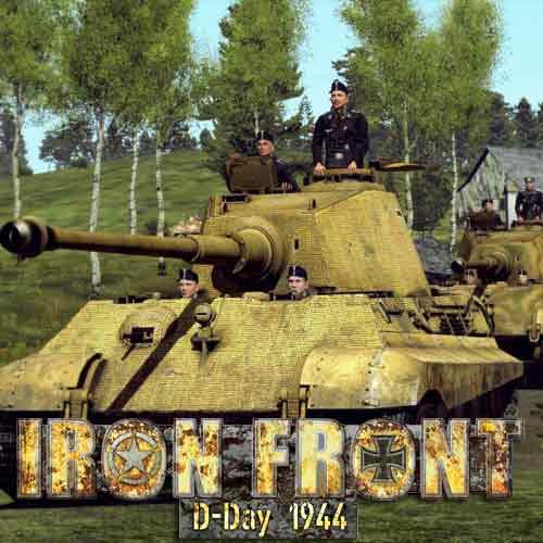 Acheter Iron Front Liberation 1944 D-Day DLC clé CD Comparateur Prix