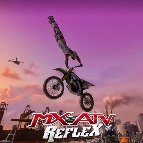 Acheter MX vs. ATV Reflex clé CD Comparateur Prix