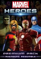Marvel Heroes Avengers Assemble Premium Pack