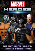 Marvel Heroes X-Force Premium Pack
