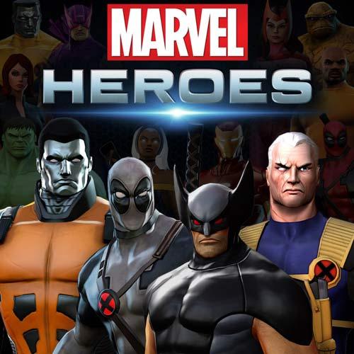 Acheter Marvel Heroes X-Force Premium Pack clé CD Comparateur Prix