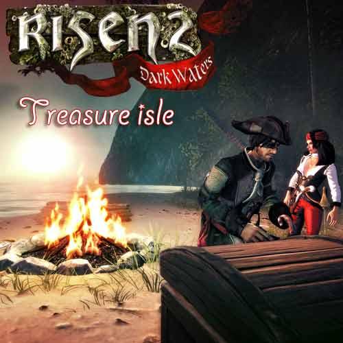 Acheter Risen 2 Dark Waters L'île au trésor DLC clé CD Comparateur Prix