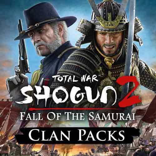 Shogun 2 Fall of the Samourai Clan Packs