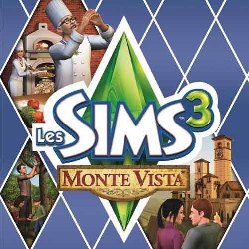 Acheter Sims 3 Monte Vista clé CD Comparateur Prix