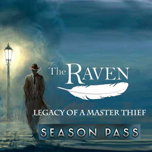 Acheter The Raven Season Pass clé CD Comparateur Prix