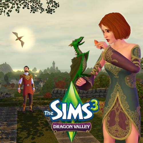 Acheter Sims 3 Dragon Valley clé CD Comparateur Prix