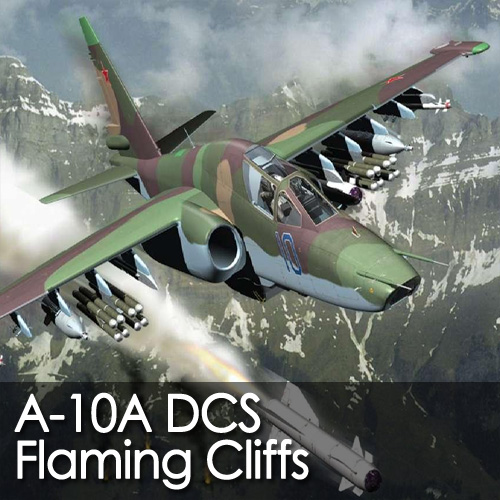 Acheter A-10A DCS Flaming Cliffs Clé Cd Comparateur Prix