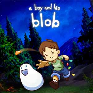 Acheter A Boy and His Blob Clé Cd Comparateur Prix