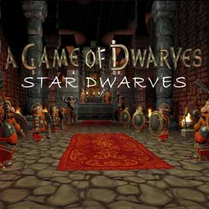 A Game of Dwarves Star Dwarves