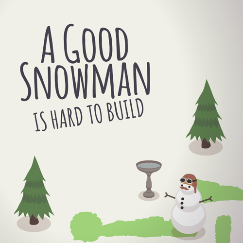 Acheter A Good Snowman Is Hard To Build Clé Cd Comparateur Prix