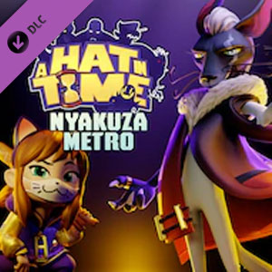 A Hat in Time Nyakuza Metro