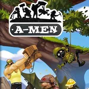 Acheter A-Men Clé Cd Comparateur Prix