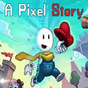 Acheter A Pixel Story Clé Cd Comparateur Prix