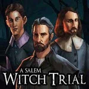 A Salem Witch Trial Murder Mystery
