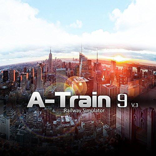 Acheter A-Train 9 V3.0 Railway Simulator Clé Cd Comparateur Prix