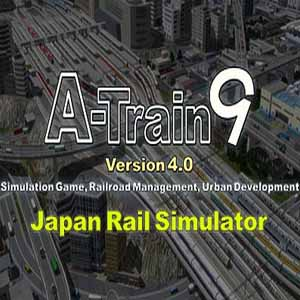 A-Train 9 V4.0 Japan Rail Simulator